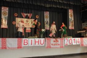 London Bihu 2014